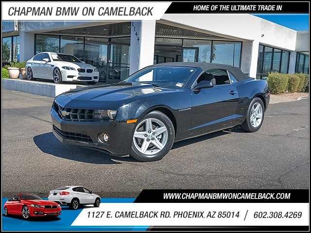 2011 Chevrolet Camaro LT 17518 miles Satellite communications OnStar Cruise control Parking sen