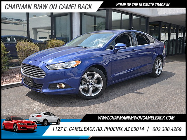 2014 Ford Fusion SE 50994 miles Wireless data link Bluetooth Cruise control Anti-theft system