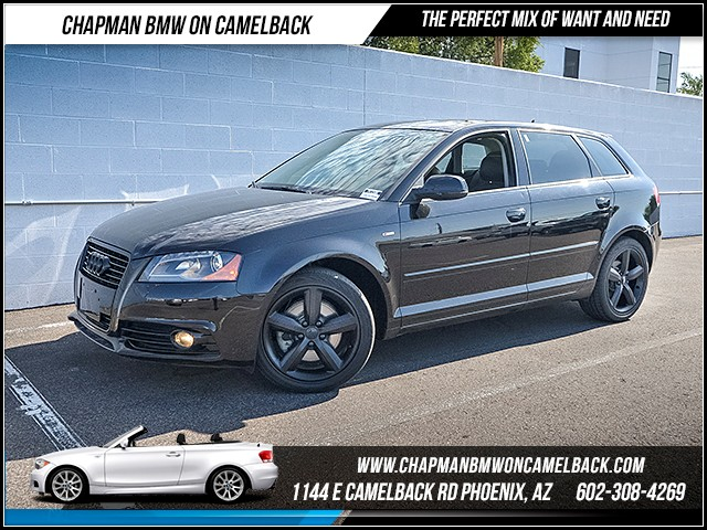 2013 Audi A3 20T Prem Plus 23298 miles 6023852286 1127 E Camelback Rd Summer Monsoon Sales E