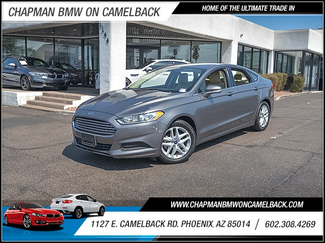 2014 Ford Fusion SE 63166 miles Wireless data link Bluetooth Cruise control Anti-theft system