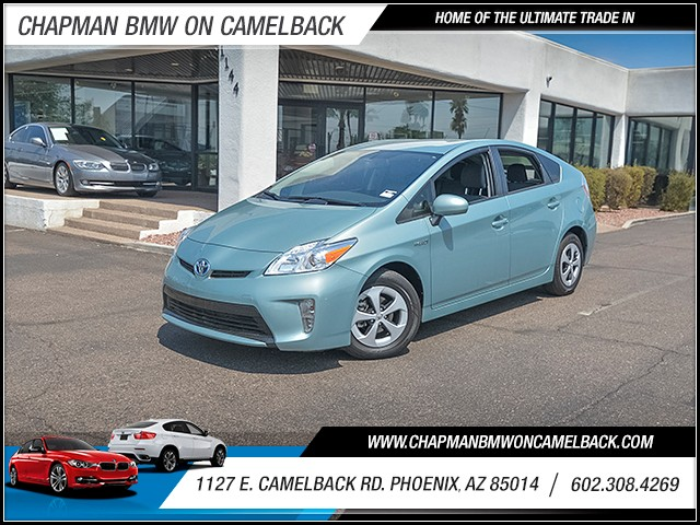 2015 Toyota Prius Four 14067 miles Wireless data link Bluetooth Cruise control Navigation syste