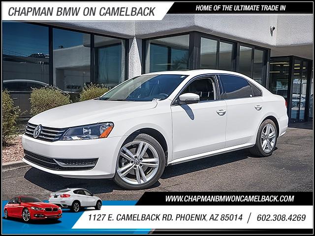 2014 Volkswagen Passat SE PZEV 37277 miles 6023852286 1127 E Camelback Rd Summer Monsoon Sal
