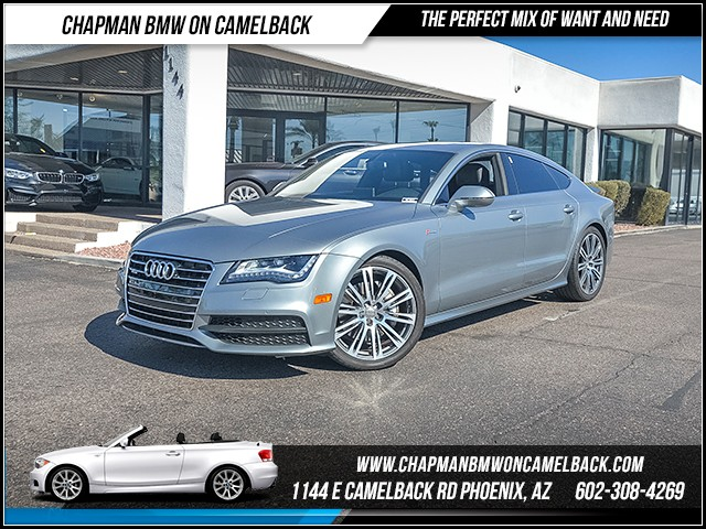 2012 Audi A7 30T quattro Prestige 76226 miles Wireless data link Bluetooth Cruise control Navi