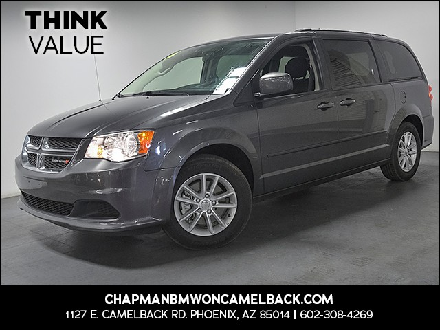 2016 Dodge Grand Caravan SXT 42807 miles 6023852286 Chapman Value Center in Phoenix speciali