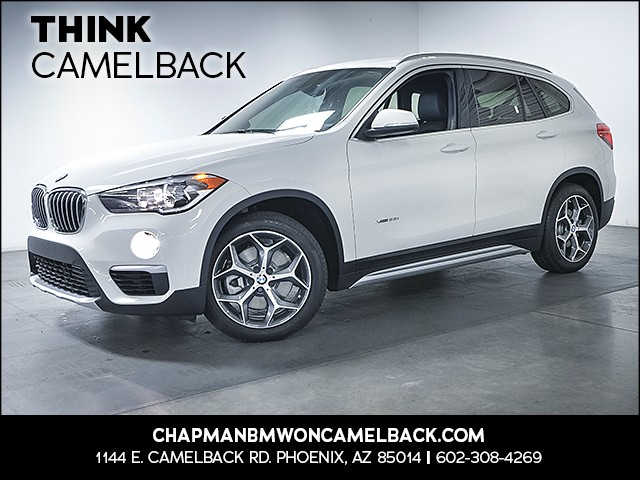 2017 BMW X1 xDrive28i 17595 miles 1144 E Camelback Rd 6023852286 Chapman BMW on Camelback is