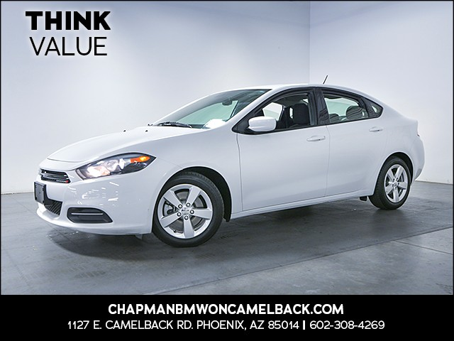 2016 Dodge Dart SXT 41858 miles 6023852286 Chapman Value Center in Phoenix specializing in l