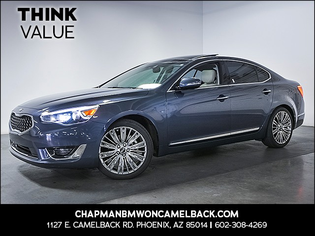 2014 Kia Cadenza Limited 72266 miles Real time traffic Wireless data link Bluetooth Cruise cont