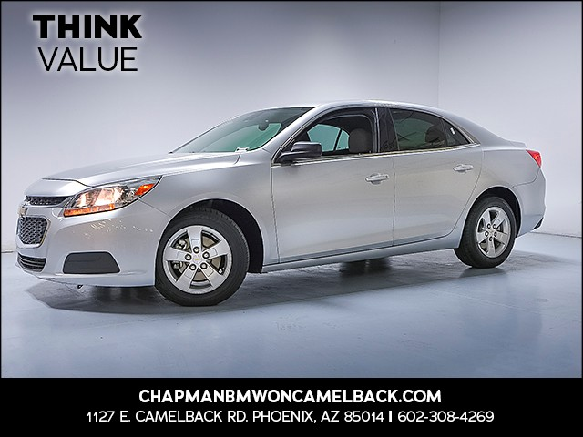 2015 Chevrolet Malibu LS 43568 miles VIN 1G11B5SL0FF220739 For more information contact our i