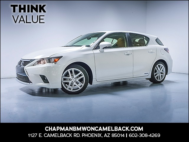2016 Lexus CT 200h 19996 miles VIN JTHKD5BH2G2273449 For more information contact our interne