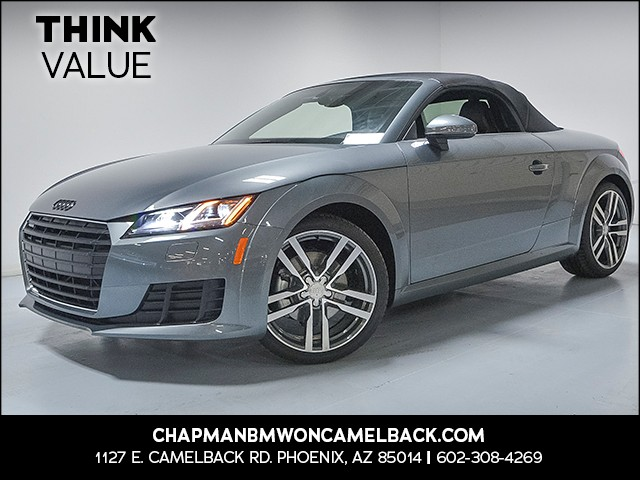 2017 Audi TT 20T quattro 7074 miles VIN TRUT5CFV0H1016021 For more information contact our i