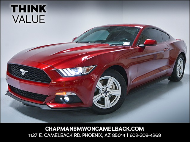 2015 Ford Mustang EcoBoost 30532 miles VIN 1FA6P8TH6F5413855 For more information contact our