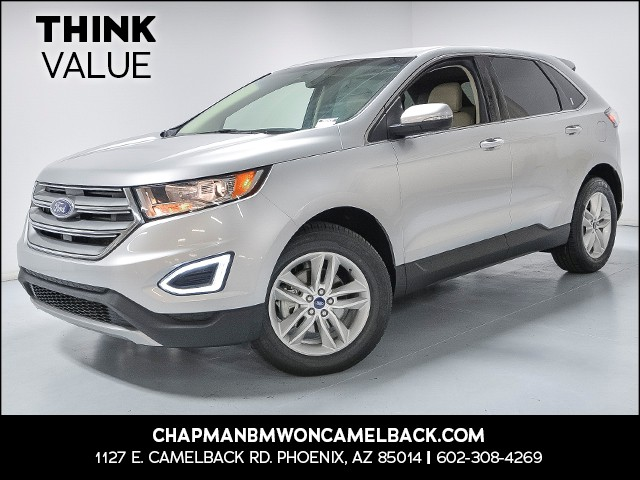 2016 Ford Edge SEL 62995 miles 6023852286 Chapman Value Center in Phoenix specializing in late