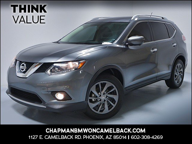 2016 Nissan Rogue SL 71525 miles VIN 5N1AT2MT3GC768247 For more information contact our inter