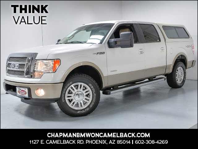 2012 Ford F-150 Lariat Crew Cab 48264 miles 6023852286 Chapman Value Center in Phoenix special