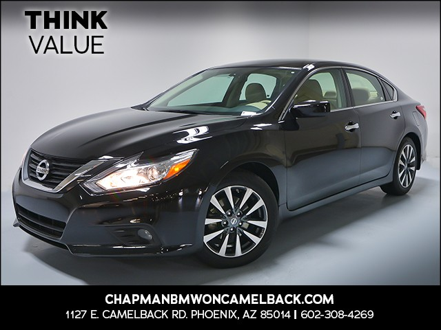 2017 Nissan Altima 25 SV 37808 miles VIN 1N4AL3APXHC266277 For more information contact our