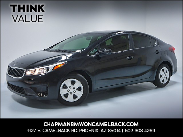 2018 Kia Forte LX 3895 miles VIN 3KPFK4A79JE194804 For more information contact our internet