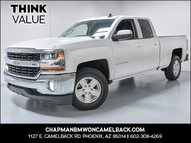2016 Chevrolet Silverado 1500 LT Extended Cab 27976 miles 6023852286 Chapman Value Center in P