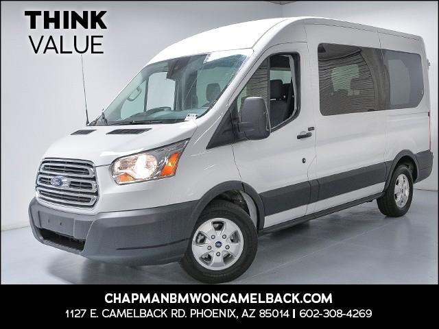 2018 Ford Transit Passenger 150 XL 19265 miles 6023852286 Chapman Value Center in Phoenix spec