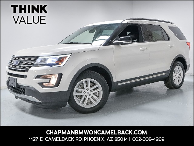 2016 Ford Explorer XLT 32676 miles 6023852286 Chapman Value Center in Phoenix specializing in