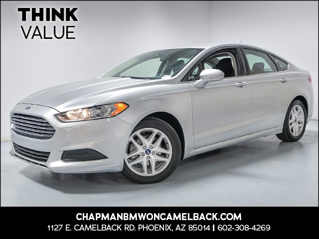 2016 Ford Fusion SE 25294 miles 6023852286 Chapman Value Center in Phoenix specializing in lat