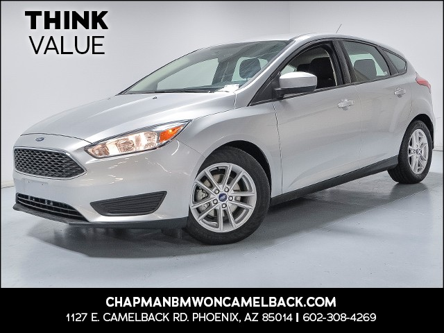 2018 Ford Focus SE 27460 miles VIN 1FADP3K24JL207638 For more information contact our interne