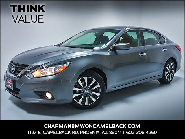 2017 Nissan Altima 25 SV 40561 miles 6023852286 Chapman Value Center in Phoenix specializing