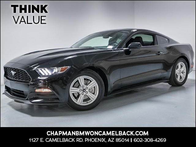 2017 Ford Mustang 10529 miles 6023852286 Chapman Value Center in Phoenix specializing in late
