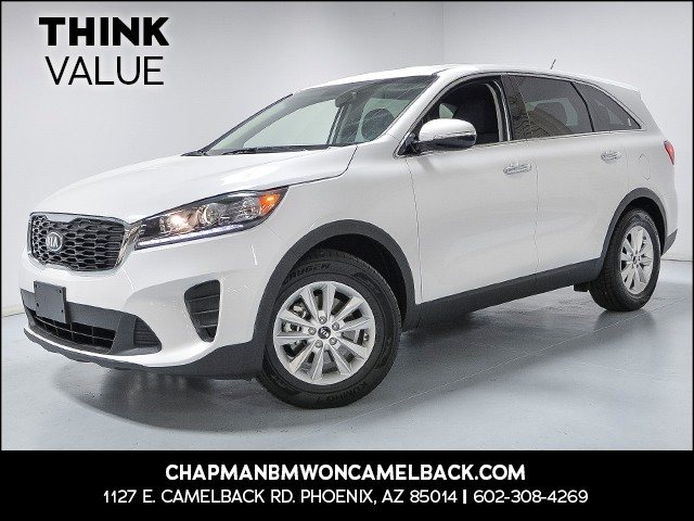 2019 Kia Sorento LX V6 7086 miles VIN 5XYPG4A50KG487886 For more information contact our inte