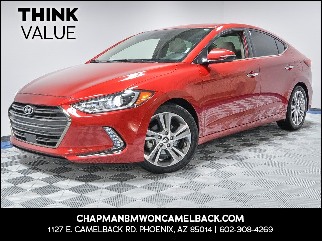 2017 Hyundai Elantra Limited 20135 miles 6023852286 Huge Presidents day sale event this weeken