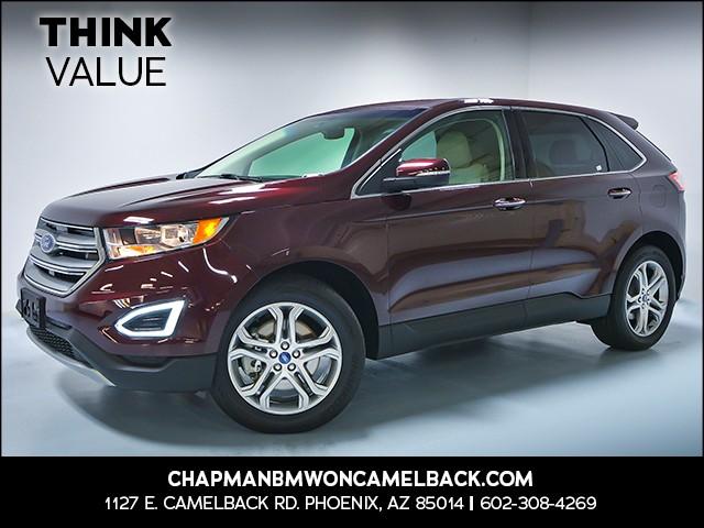 2018 Ford Edge Titanium 5997 miles 6023852286 Chapman Value Center in Phoenix specializing in