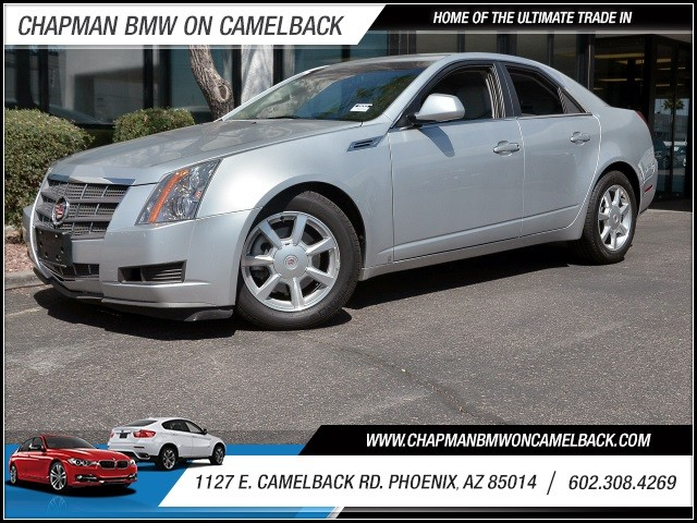 2009 Cadillac CTS 36L DI 74653 miles 602 385-2286 1127 E Camelback HOME OF THE ULTIMATE TRA