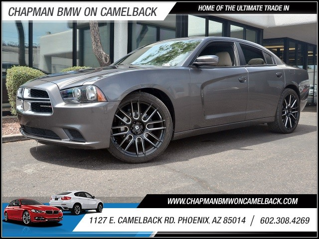 2014 Dodge Charger SE 37418 miles 602 385-2286 1127 E Camelback HOME OF THE ULTIMATE TRADE I