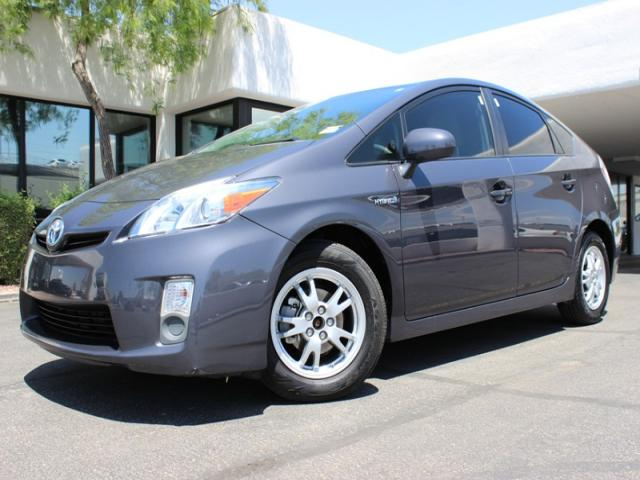 2010 Toyota Prius 5dr HB 34655 miles Keyless Start ABS AC AMFM Stereo CD Player MP3 Player