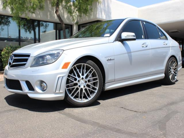 2011 Mercedes C-Class AMG 63L 28258 miles AMG Premium Package 2 Traction Control Electronic St