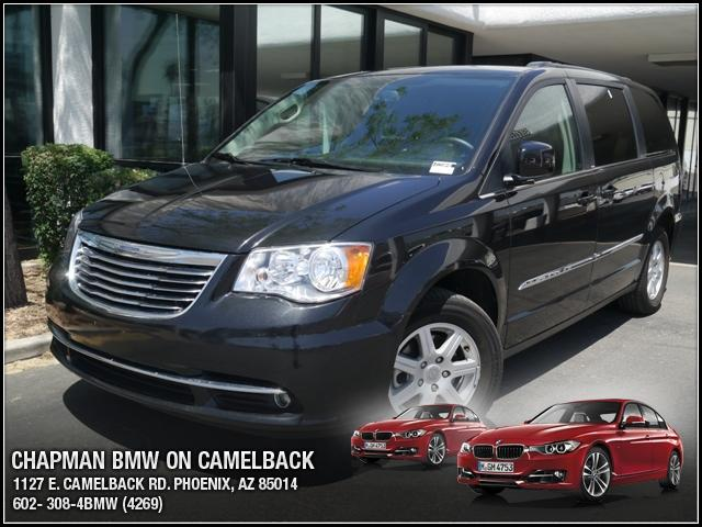 2012 Chrysler Town and Country Touring 21043 miles Chapman BMW is located at 12th and Camelback in