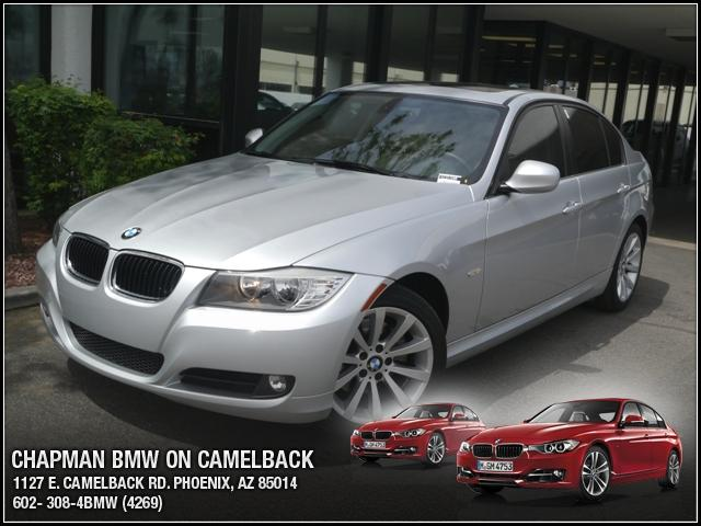 2011 BMW 3-Series Sdn 328i 27366 miles 1144 E Camelback SPRING SALES EVENT going on now through