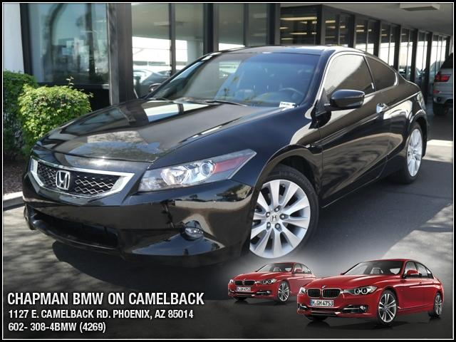 2010 Honda Accord EX-L 63318 miles Chapman BMW is located at 12th and Camelback in Phoenix 602-385