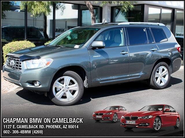 2008 Toyota Highlander Limited 4WD 77349 miles 1127 E Camelback BUY WITH CONFIDENCE Chapm