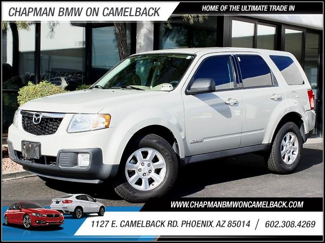 2008 Mazda Tribute 69664 miles 1127 E Camelback BUY WITH CONFIDENCE Chapman BMW is locate