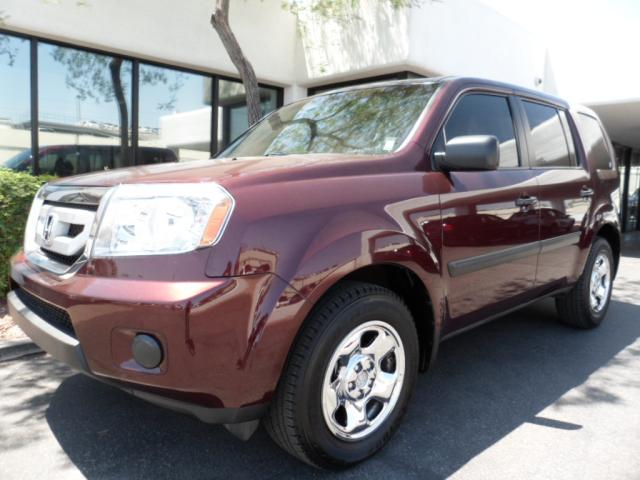 2011 Honda Pilot LX 39221 miles Chapman BMW is located at 12th and Camelback in Phoenix 602-385-22