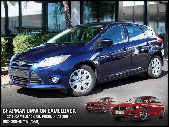 2012 Ford Focus SE 50153 miles 1127 E Camelback BUY WITH CONFIDENCE Chapman BMW is locate