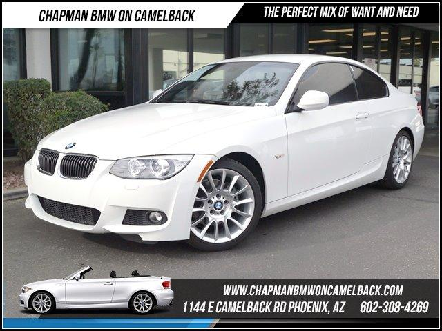 2013 BMW 3-Series Cpe 328i M Sport Pkg 3629 miles 6023852286Chapman BMW on Camelbacks Happier
