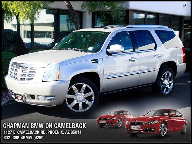 2008 Cadillac Escalade AWD 80383 miles 1127 E Camelback BUY WITH CONFIDENCE Chapman BMW i