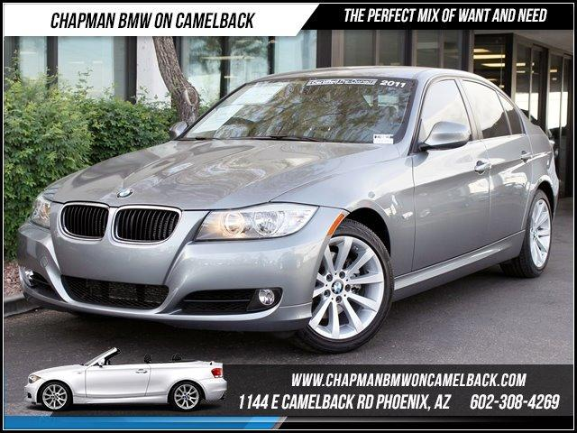 2011 BMW 3-Series Sdn 328i NAV 27252 miles 1144 E CAMELBACK RD March CPO Sales Event All 2011