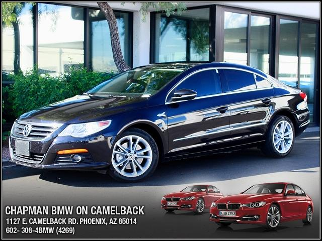 2009 Volkswagen CC Luxury 68366 miles 1127 E Camelback BUY WITH CONFIDENCE Chapman BMW is
