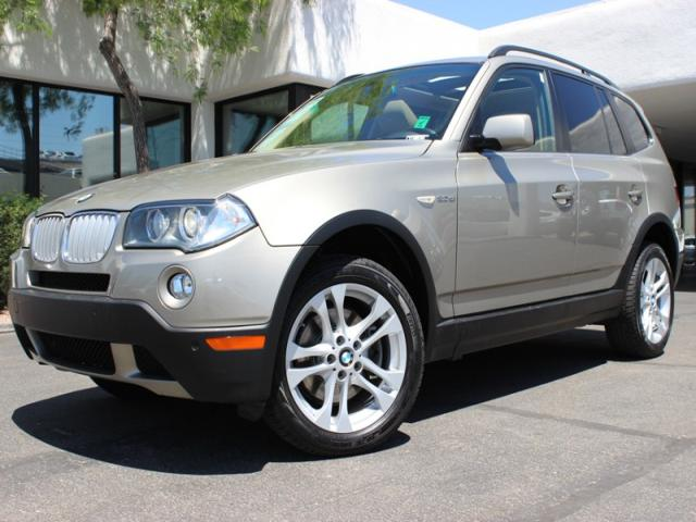 2007 BMW X3 30si AWD 84021 miles Chapman BMW is located at 12th and Camelback in Phoenix 602-385-