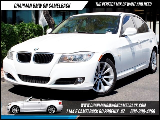 2011 BMW 3-Series Sdn 328i 27684 miles 1144 E Camelback Chapman BMW on Camelback in Phoenix is t