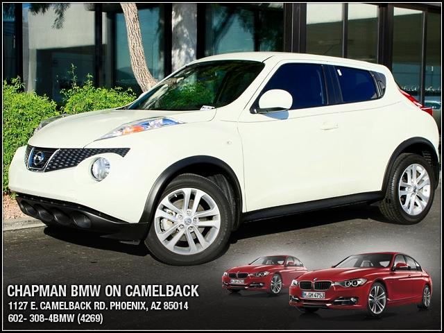 2011 Nissan JUKE 16722 miles 1127 E Camelback BUY WITH CONFIDENCE Chapman BMW is located