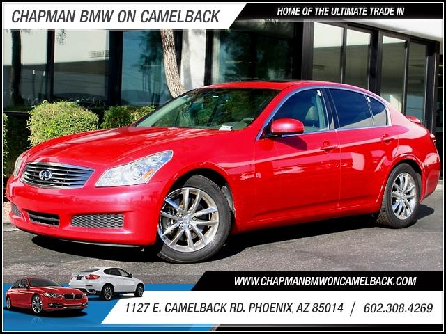 2007 Infiniti G35 68917 miles BUY WITH CONFIDENCE Chapman BMW is located at 12th and Camelba