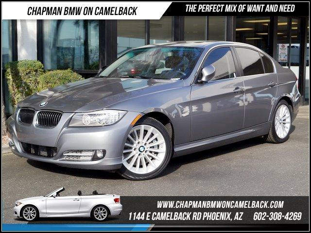 2011 BMW 3-Series Sdn 335i Prem Pkg NAV 38371 miles 6023852286Chapman BMW on Camelbacks Happi
